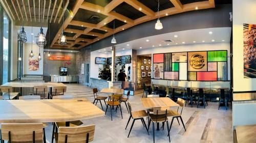 Burger King Main St. Addition, Danville