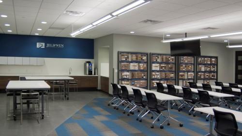 Jeld-Wen Windows & Doors Midwest Learning Center