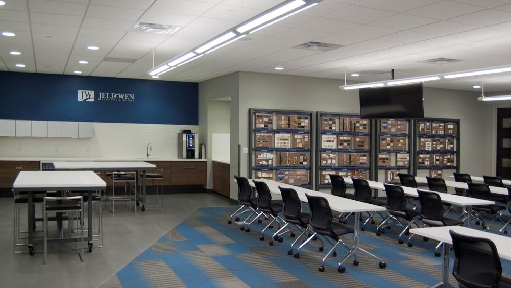 Jeld-Wen Windows & Doors Midwest Learning Center, Rantoul